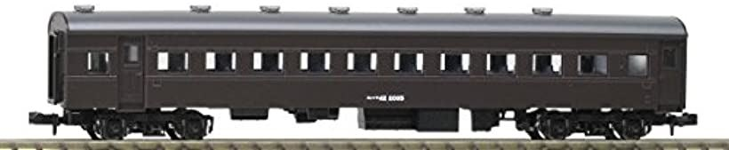 TOMIX Nゲージ スハフ42 茶色 鉄道模型 客車[9507]