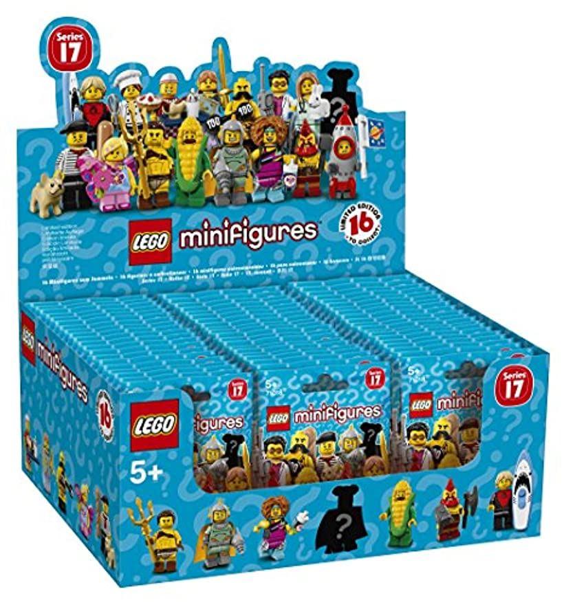 LEGOミニフィギュア Rミニフィギュアシリーズ17 60パック入り 6175012 [71018] [レゴ (LEGO)]