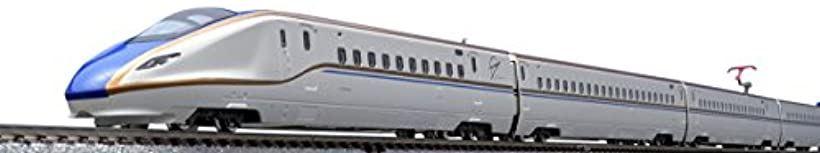 TOMIX Nゲージ W7系 北陸新幹線 基本セット 92545 鉄道模型 電車[925453]