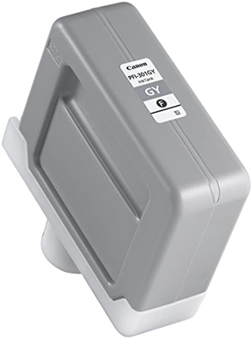 インクタンク グレー PFI-301GY[1495B001]