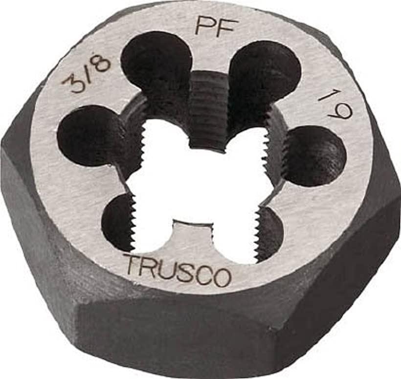 六角サラエナットダイス PF3/4-14 TD634PF14