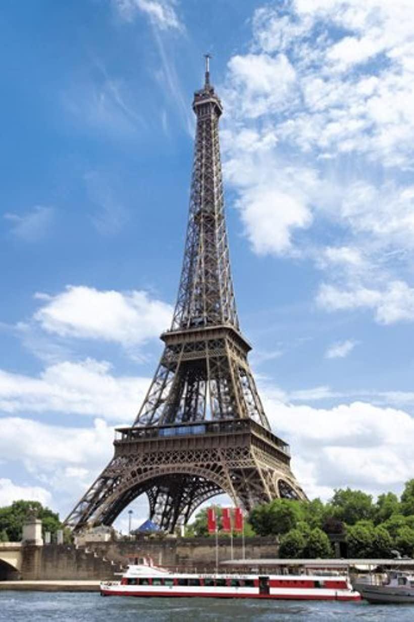 1500スモールピース パズルの達人 世界遺産 パリのセーヌ河岸IV-エッフェル塔フランス 50x75cm 14-101