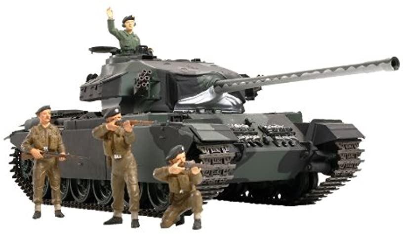 1/25 デラックス戦車シリーズ No.14 イギリス センチュリオン MK.III ディスプレイ 30614[30614-000]