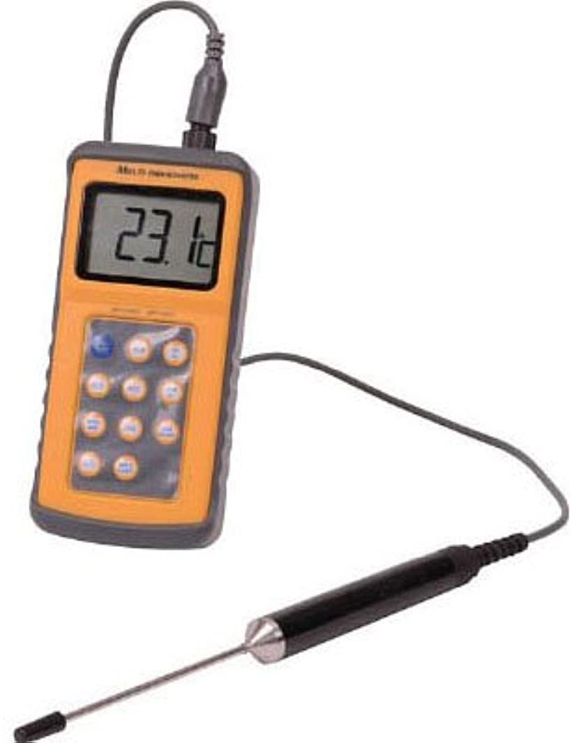 防水型デジタル温度計 TCT430WR TCT-430WR