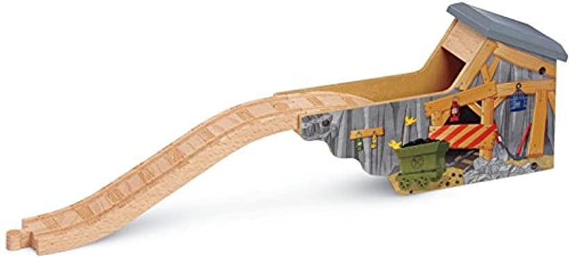 きかんしゃトーマス 木製レールシリーズ 鉱山トンネル[Y4415]