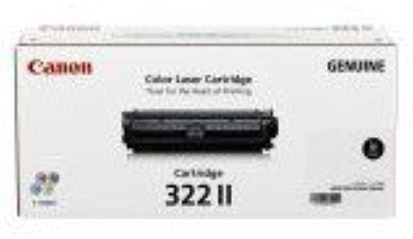 CANON トナーカートリッジ322IIブラック 2653B001(黒A3使用)