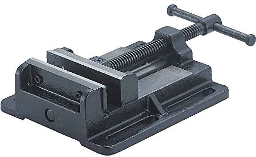 ボール盤バイス F型125mm FV125(125mm)