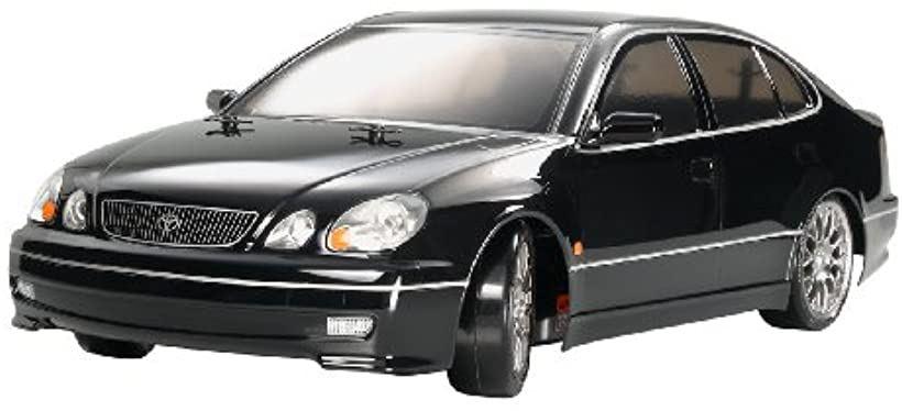 1/10 電動RCカーシリーズ No.432 トヨタ アリスト TT-01Dシャーシ TYPE-E ドリフトスペック 58432[TMYTAM58432]