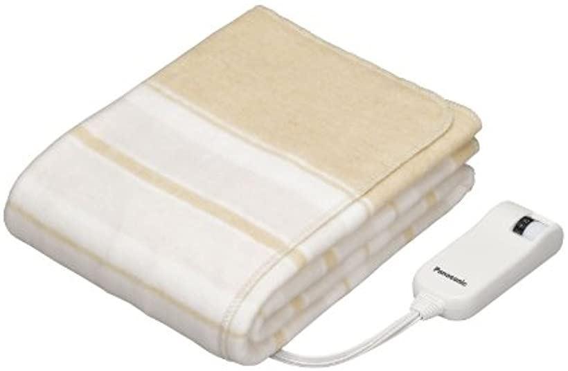 電気しき毛布 140×80cm SEK抗菌防臭加工 ベージュ DB-U10T-C