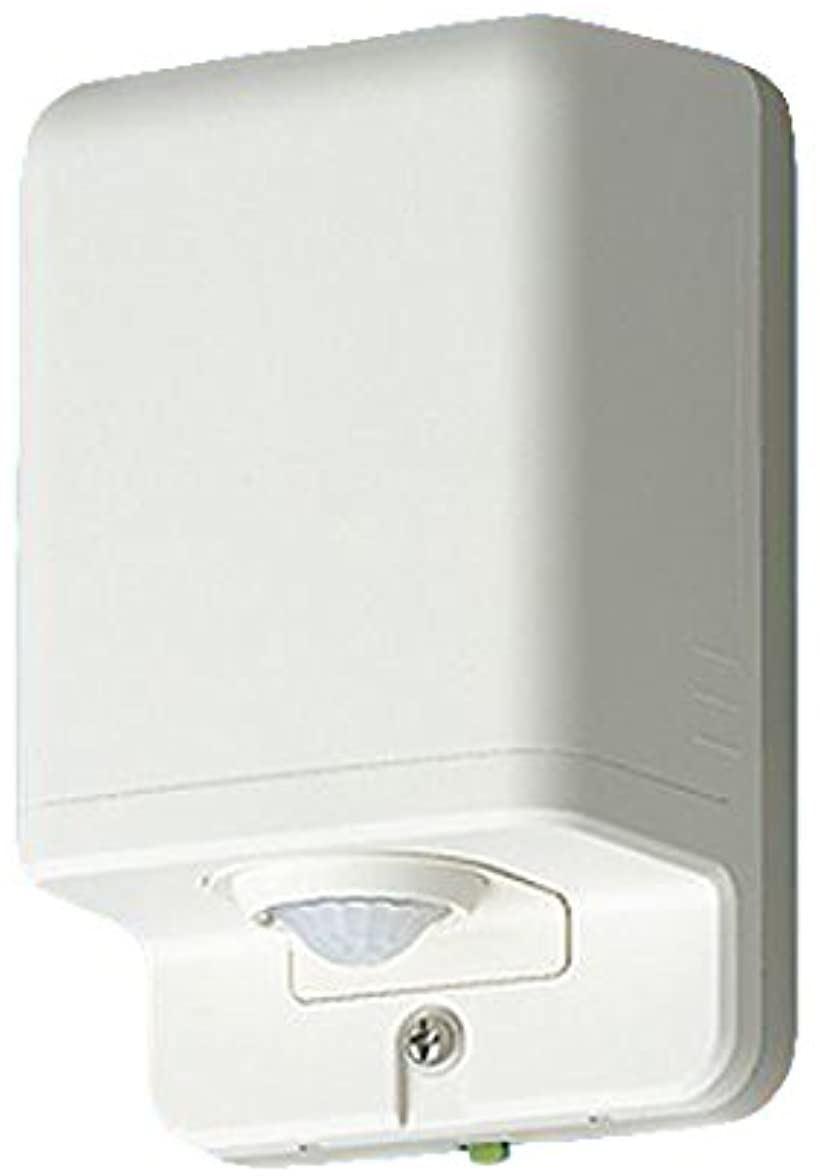 かってにスイッチ 屋側壁取付スマート熱線センサ付自動スイッチ 親器 WTK3431K