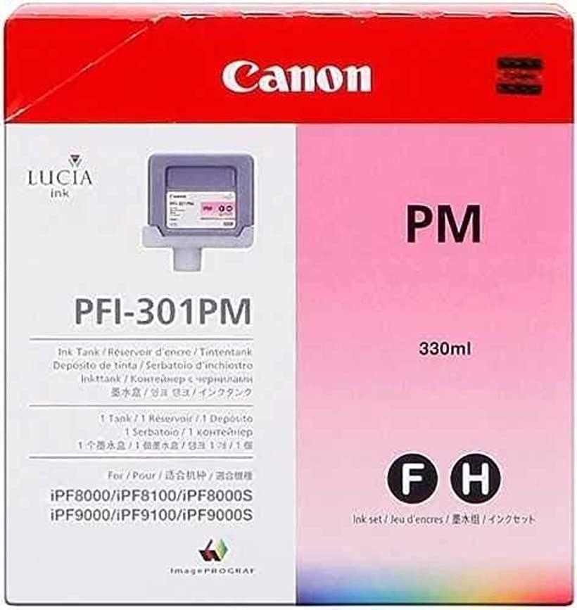 インクタンク フォトマゼンタ PFI-301PM[1491B001]