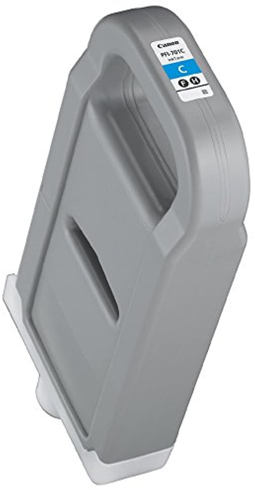 インクタンク シアン PFI-701C 0901B001[0901B001AA]