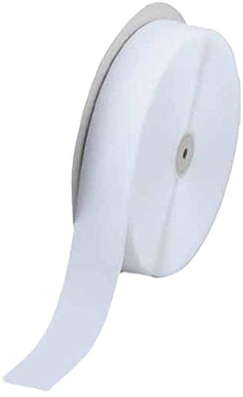 マジックテープ 縫製用A側 50mm×25m 白 TMAH5025W(ホワイト, 50mmx25m)