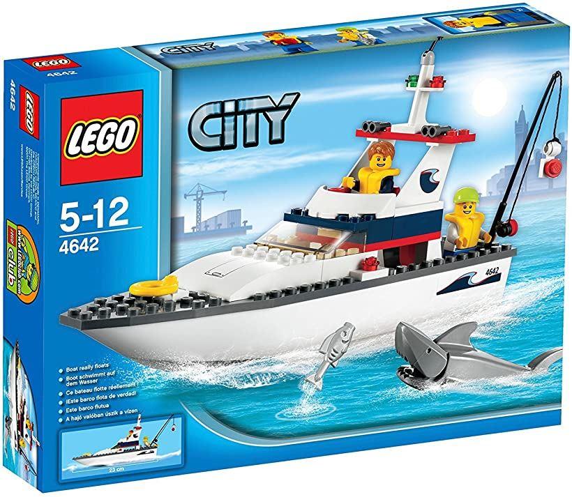 シティ フィッシングボート 4642