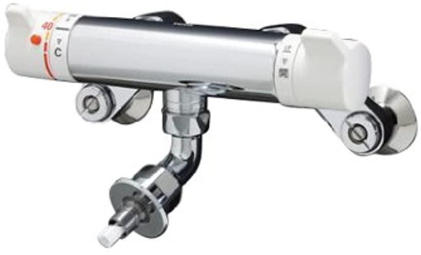 洗濯機用 緊急止水弁付サーモスタット混合栓 TW40S