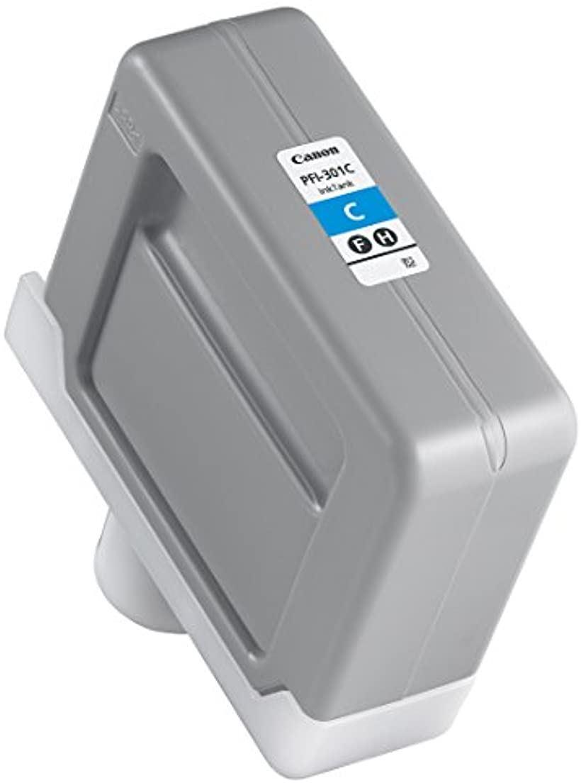 インクタンク シアン PFI-301C[1487B001]