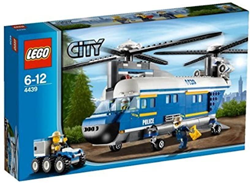 シティ フォレストポリスヘリコプター[4439]