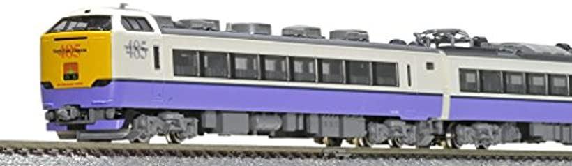 TOMIX Nゲージ 485 3000系 白鳥 基本セット 鉄道模型 電車[92578][トミーテック(TOMYTEC)]