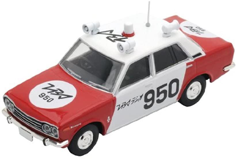 トミカリミテッドヴィンテージ LV-Ra08 ダットサン ブルーバード TBSラジオカー 完成品[TOMICA-273837]