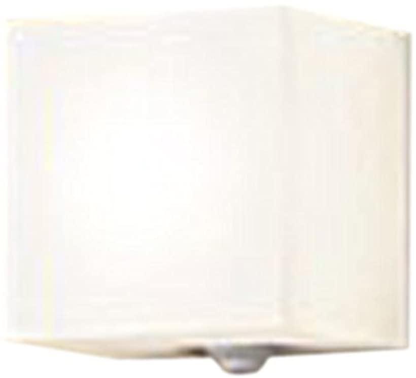 LEDアウトドアブラケット 電球色 40形電球1灯相当 熱線・明るさセンサ付 防雨型(ホワイト)