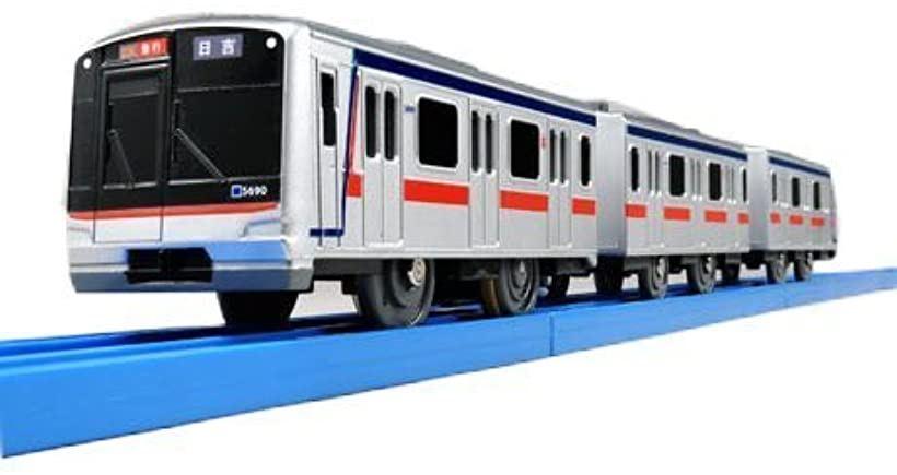 オリジナルプラレール 東急電鉄 5080系 目黒線[208216]