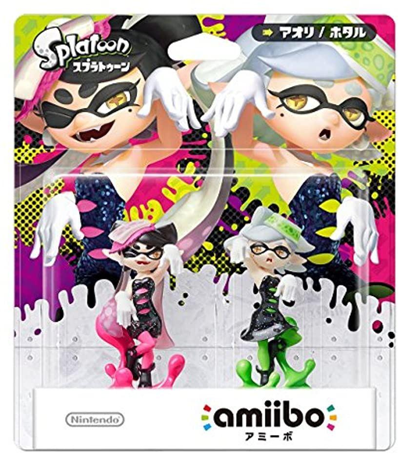 amiibo シオカラーズセット アオリ/ホタル スプラトゥーンシリーズ[4902370532722](シオカラーズセット(アオリ/ホタル), Nintendo 3DS)