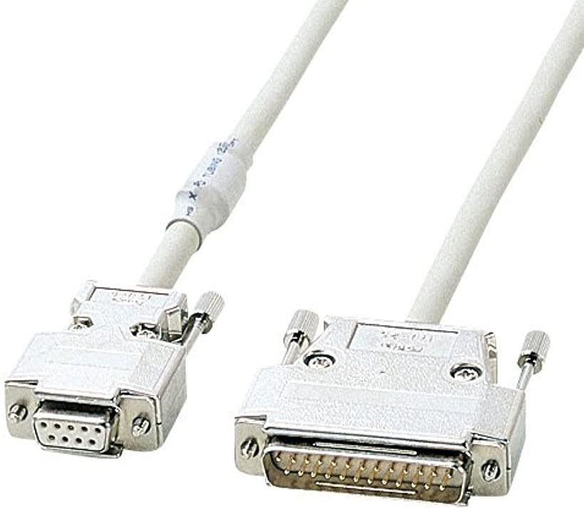 RS-232Cケーブル[KRS-3106FN](6m)