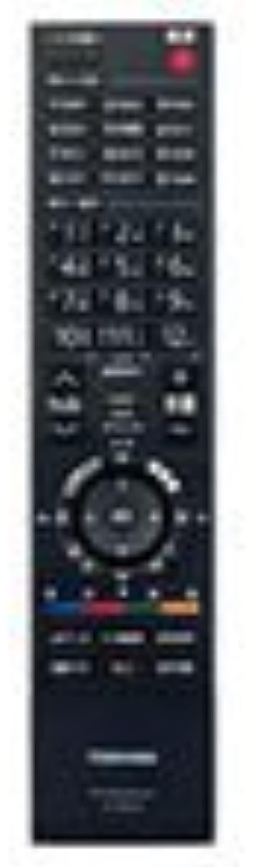 純正 液晶テレビ用リモコン[CT-90293](黒)