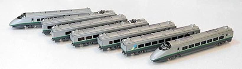 TOMIX Nゲージ 400系 山形新幹線 つばさ 新塗装 セット 7両 鉄道模型 電車[92795]