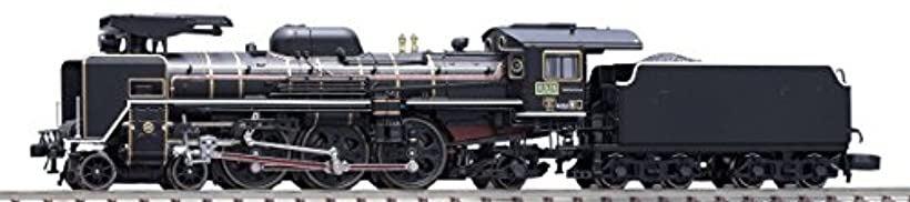 TOMIX Nゲージ C57形 1号機 ロッド赤入 鉄道模型 蒸気機関車[2008]
