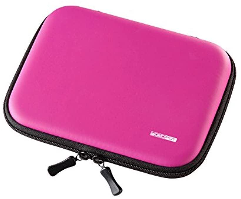 サンワサプライ セミハード電子辞書ケース PDA-EDC31P メーカー公式 迅速な対応で商品をお届け致します ピンク