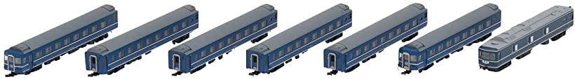 TOMIX Nゲージ 24系25形0番代 特急寝台客車 カニ25 セット 7両 98638 鉄道模型
