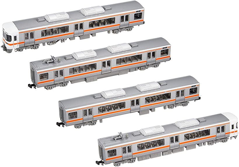 TOMIX Nゲージ 313 0系 基本セット 4両 鉄道模型 電車[98228]