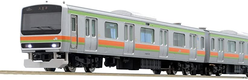 TOMIX Nゲージ E231 3000系 通勤電車 川越 ・ 八高線 セット 4両 98301 鉄道模型
