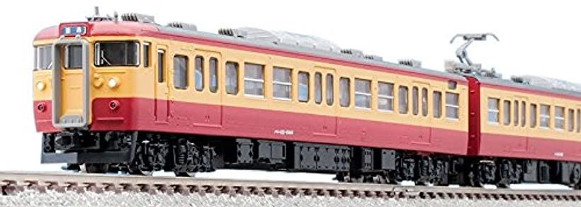 TOMIX Nゲージ 115 1000系 近郊電車懐かしの新潟色セット 鉄道模型[98257]