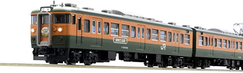 TOMIX Nゲージ 限定 115 1000系近郊電車 高崎車両センター ・ ありがとう115系 セット 6両 鉄道模型 メーカー初回受注限定生産[98989]