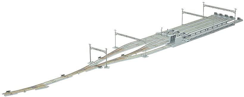 TOMIX Nゲージ 車両基地レールセット 鉄道模型 用品[91016]