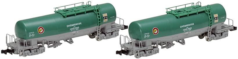TOMIX Nゲージ 限定 タキ1000形 日本石油輸送 米タン セット 鉄道模型 貨車[98963]