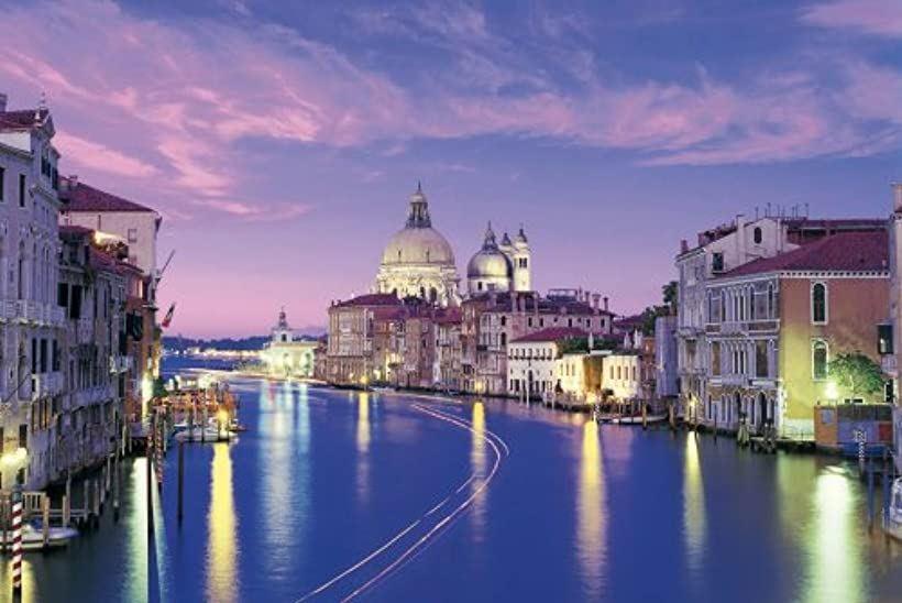 1500スモールピース+400スモールピース パズルの達人プラス 世界遺産 ヴェネツィアとその潟IVイタリア 50x75cm+26x38cm[na]