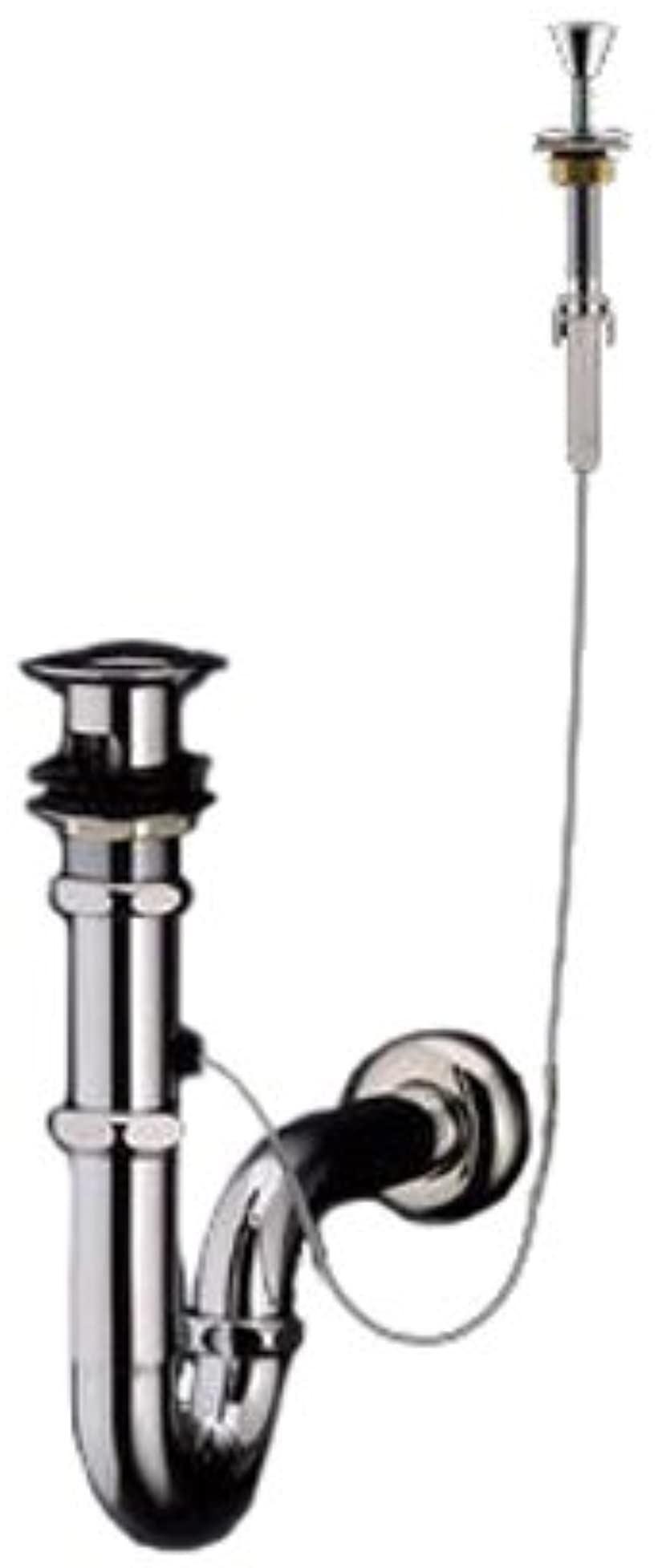 排水金具 32mm・Pトラップワンプッシュ式 T7PW8