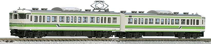 TOMIX Nゲージ 115 1000系近郊電車 新潟色 ・ S編成 セット 2両 98033 鉄道模型