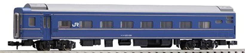 TOMIX Nゲージ オハネフ25-100形 金帯 増結用 鉄道模型 客車[8515]