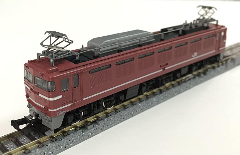 TOMIX Nゲージ EF81初期形貨物更新車 2160