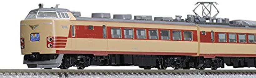 TOMIX Nゲージ 485系 Do32編成 復活国鉄色 セット 鉄道模型 電車 92592