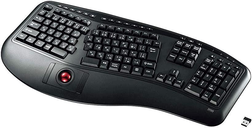 エルゴノミクスキーボード SKB-ERG6BK