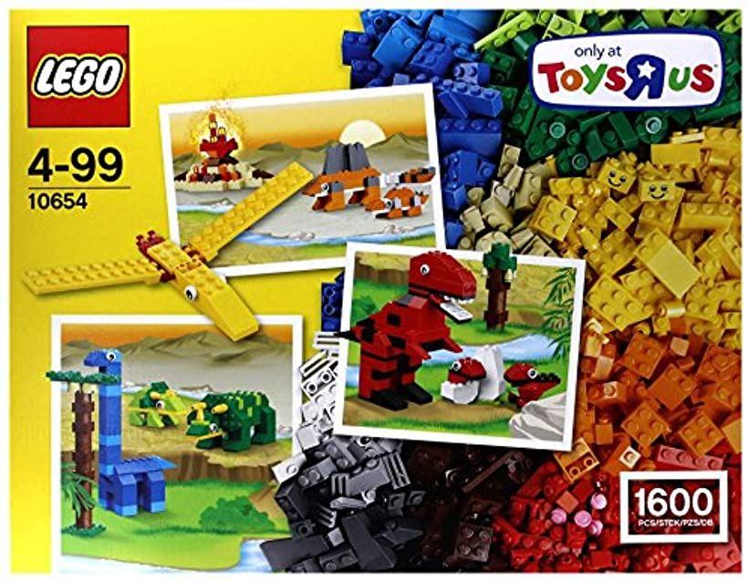 Classic XL Creative Brick Box Set #10654[10654](マルチカラー)