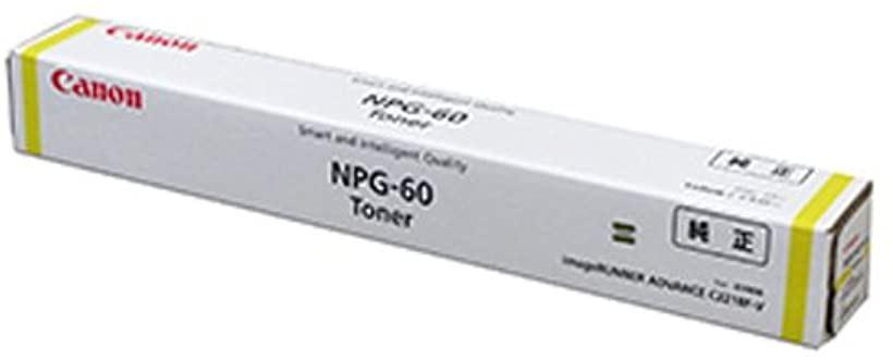NPG-60Y イエロー 純正品 Canon