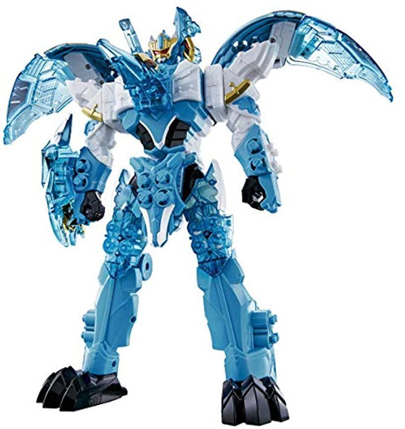 騎士竜戦隊リュウソウジャー 騎士竜シリーズ11 竜装変形 DXヨクリュウオー