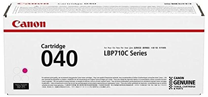 CRG-040MAG トナーカートリッジ040 マゼンタ(A4)