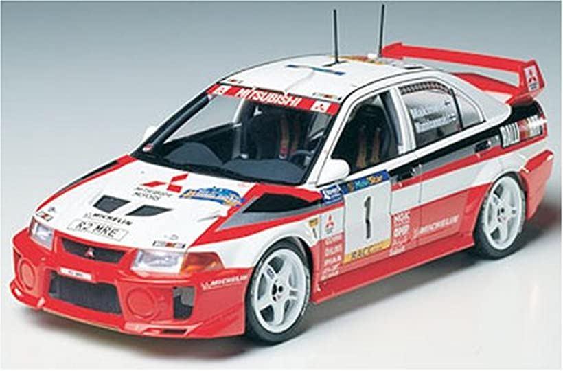 1/24 スポーツカーシリーズ ランサーEvo.V WRC[24203]